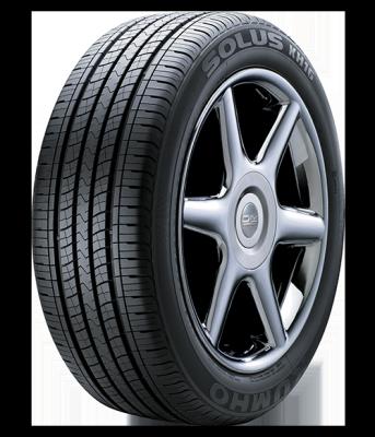 Solus KH16 Tires